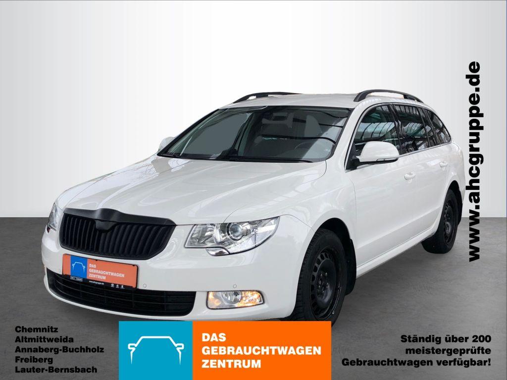 Skoda Superb, Combi 1.8 TSI Ambition, Jahr 2013, Benzin
