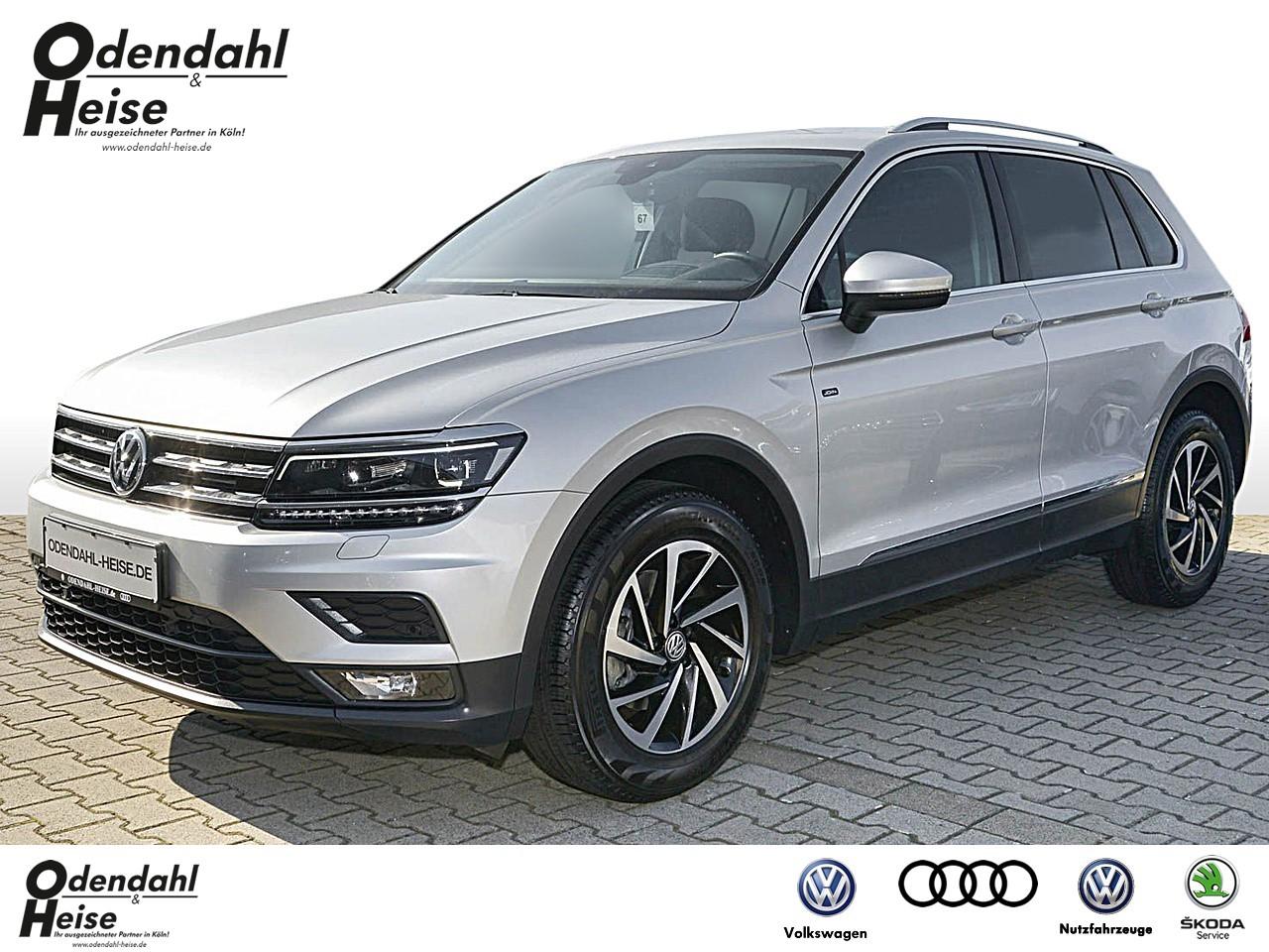 Volkswagen Tiguan 1.5 l TSI DSG Comfortline Join Klima, Jahr 2019, Benzin