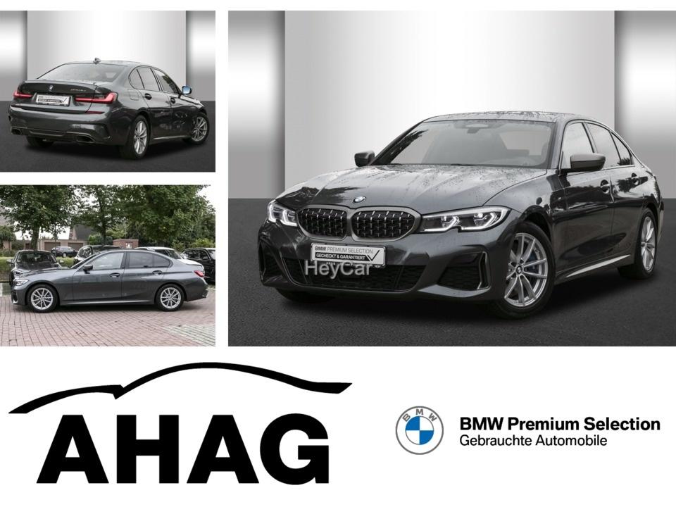 BMW M340d xDrive Auto Innovationsp. Sport Aut. HIFI, Jahr 2021, Diesel