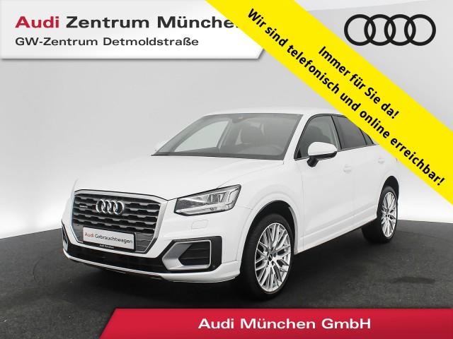 "Audi Q2 2.0 TDI qu. Sport Virtual LED Navi Leder Assistenz DAB 19"" S tronic, Jahr 2017, diesel"