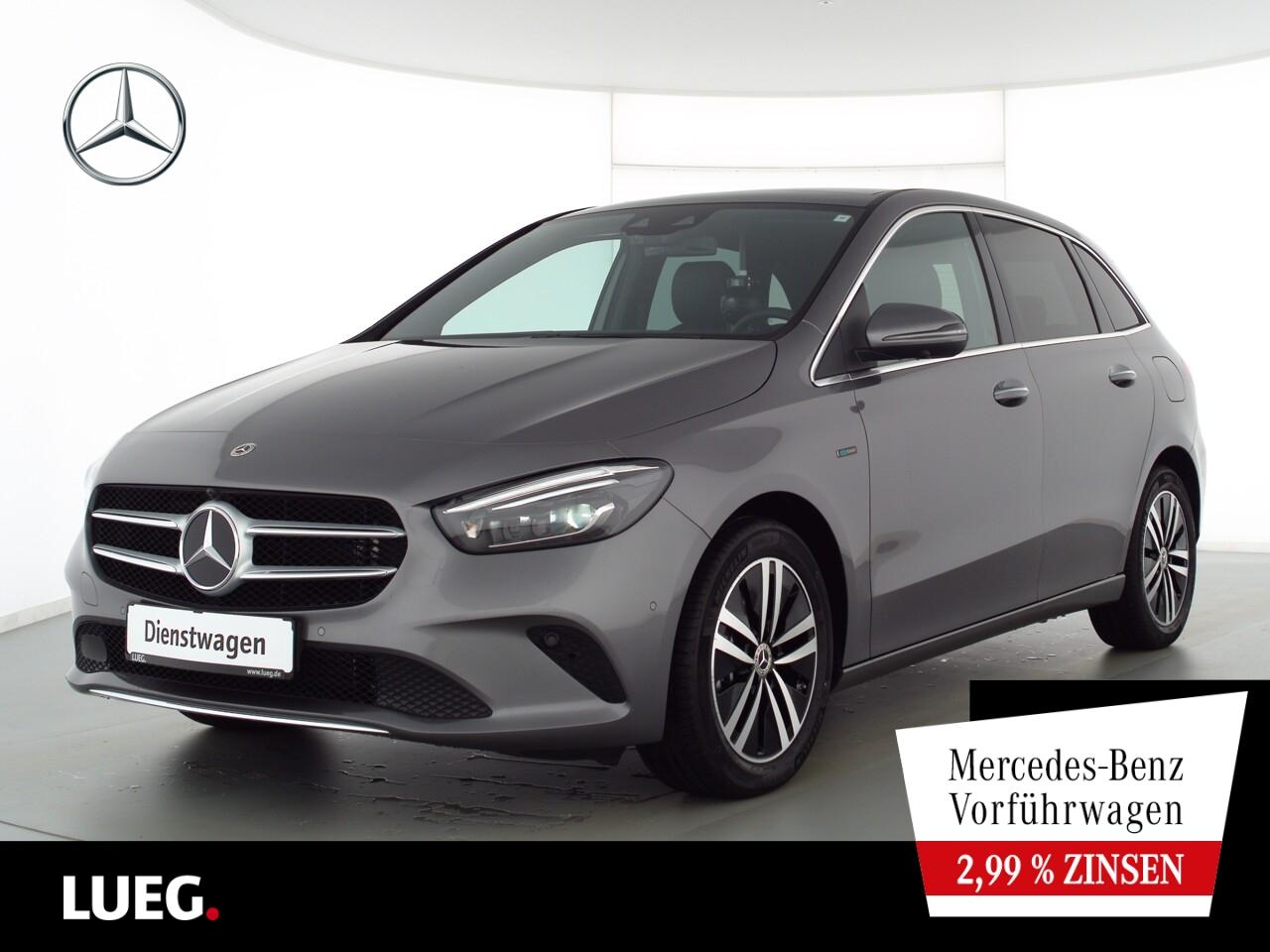 Mercedes-Benz B 250 e PROGRESSIVE+PANO+AHK+360°+MULTIBEAM+TOTW, Jahr 2021, Hybrid