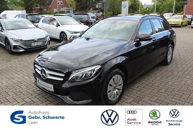 Mercedes-Benz C 220 d T BlueTEC CAM+LED+MFL+NAVI+PDC+SHZG+TEMP, Jahr 2015, Diesel