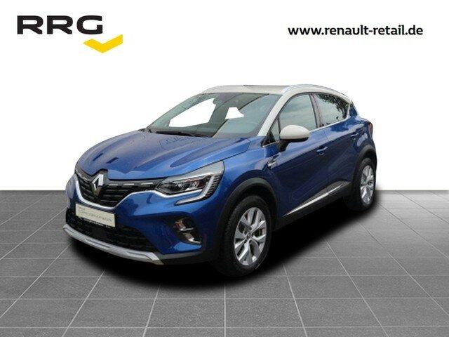 Renault CAPTUR II NTENS TCe 130 EDC Navi, Klima, RFK, Jahr 2020, Benzin
