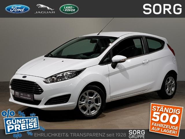 Ford Fiesta 1.25l SYNC Edition*KLIMA*BLUETOOTH*, Jahr 2013, Benzin
