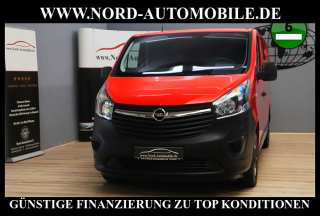 Opel Vivaro Kasten 1.6 D L1H1 2,7t*PDC*AHK*Tempomat*, Jahr 2017, Diesel