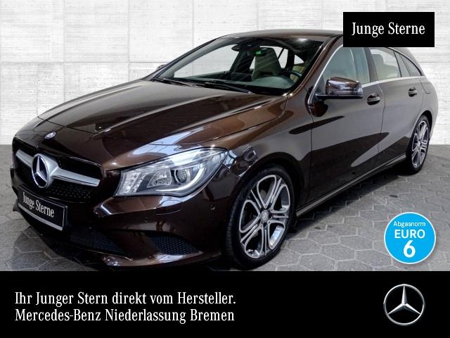 Mercedes-Benz CLA 200 d SB Urban ILS Kamera Klimaautom 7G-DCT, Jahr 2016, Diesel