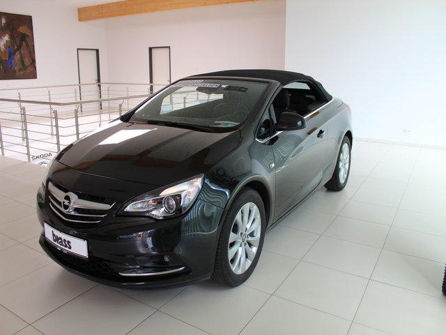 Opel Cascada 1.4 Turbo (ecoFLEX) Start/Stop Edition Parksensoren,Sitzhzg,Lenkradhzg, Jahr 2013, Benzin