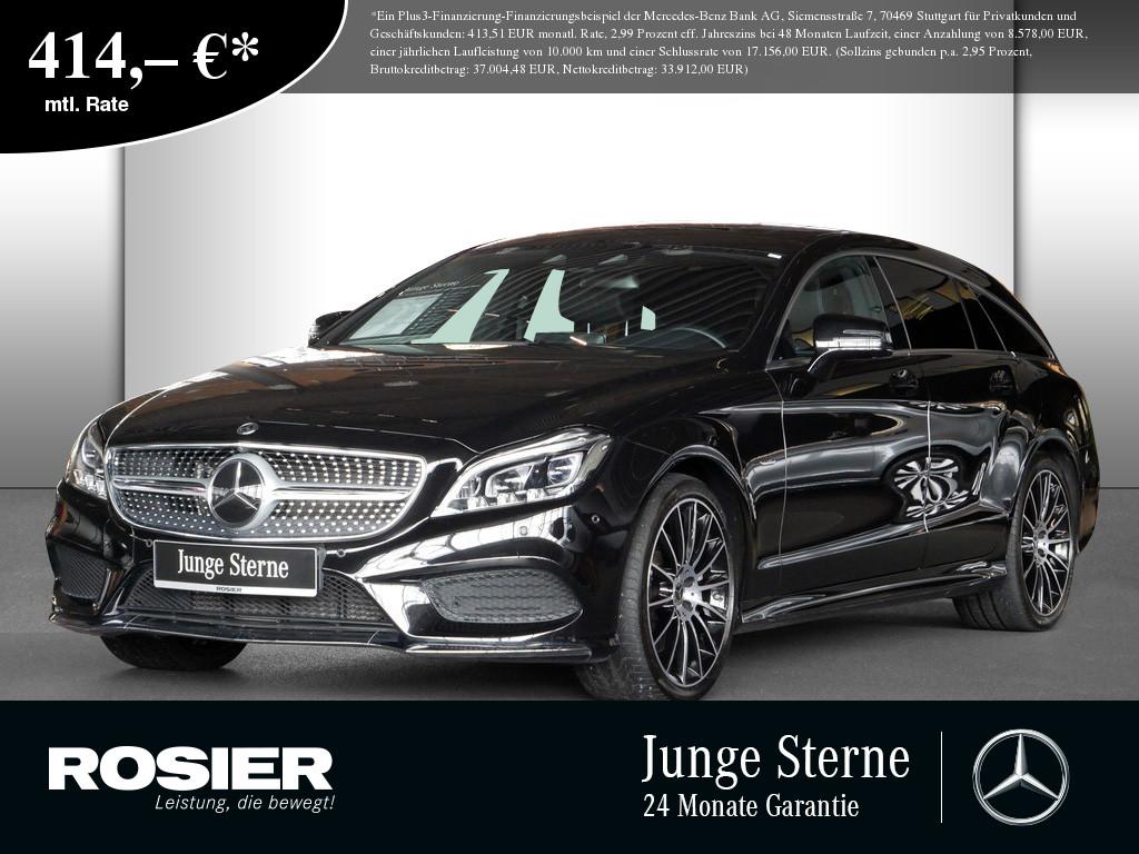 Mercedes-Benz CLS 350 SB d 4M Final Edition, Jahr 2017, Diesel