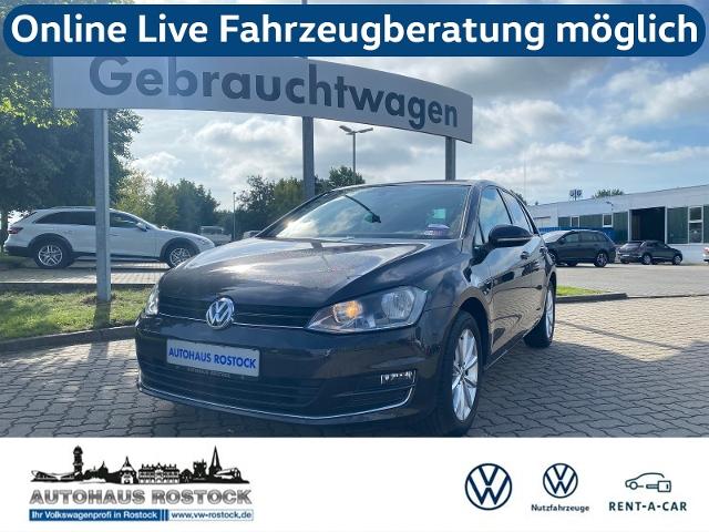 Volkswagen Golf VII Lounge 1.2 TSI SHZ PDC TEMP, Jahr 2015, Benzin