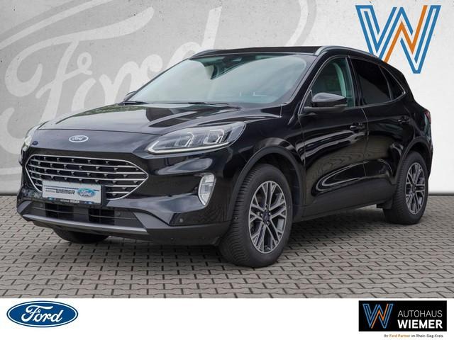 Ford Kuga 2.0 EcoBlue Hybrid Titanium X 6-Gang Navi, Jahr 2020, Hybrid_Diesel