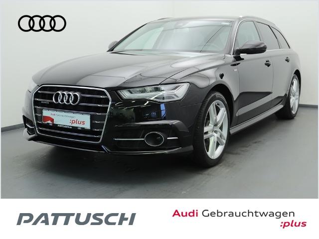 Audi A6 Avant 2.0 TDI Q DSG S-Line Selection Leder Ka, Jahr 2017, Diesel