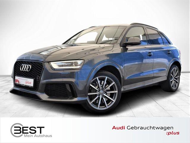 Audi RS Q3 2.5 TFSI quattro AHK, LEDER, XENON, 19ZOLL, Jahr 2014, Benzin