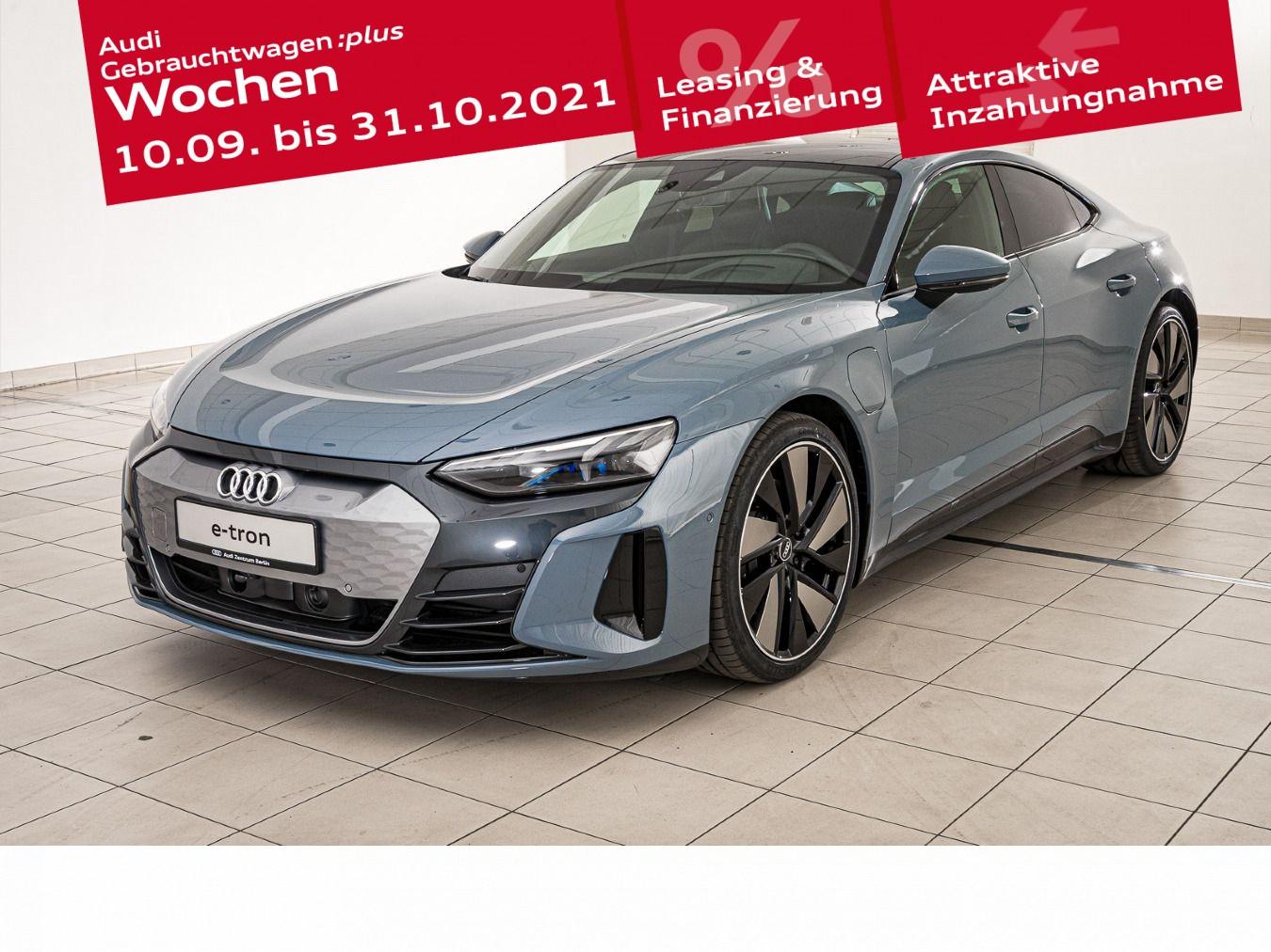 Audi e-tron GT quattro 350 kW, Jahr 2021, Elektro