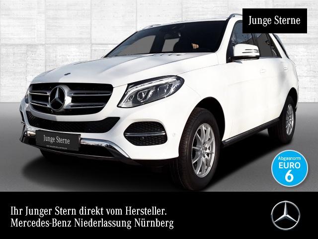 Mercedes-Benz GLE 350 d 4M ILS LED SHD AHK Sitzklima Memory 9G, Jahr 2016, diesel