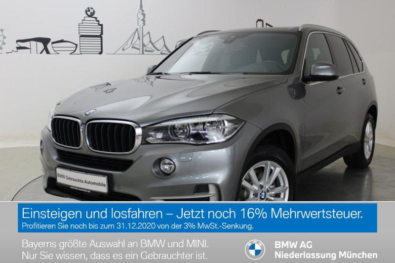 BMW X5 xDrive30d Fond orientiert HiFi LED Pano.Dach EURO 6, Jahr 2017, Diesel