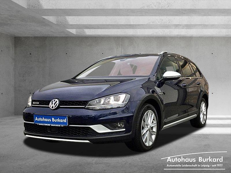 Volkswagen Golf Alltrack 2.0 TDI 184PS 4Motion DSG AHZV, Jahr 2016, Diesel