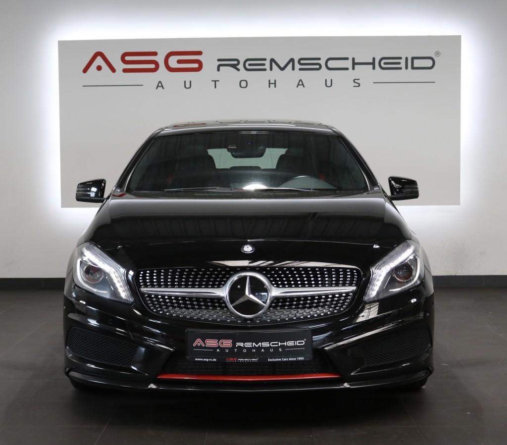 Mercedes-Benz A 250 Sport 7G AMG Paket *Pano *Kamera *Xenon*, Jahr 2013, Benzin