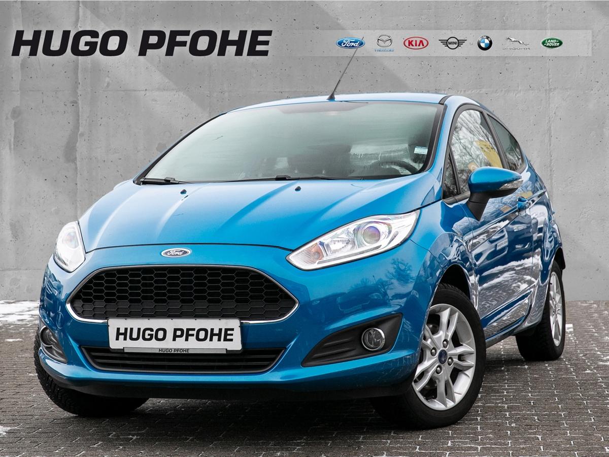 Ford Fiesta Celebration 1.0 *Winter-Paket *Ganzjahres, Jahr 2016, Benzin