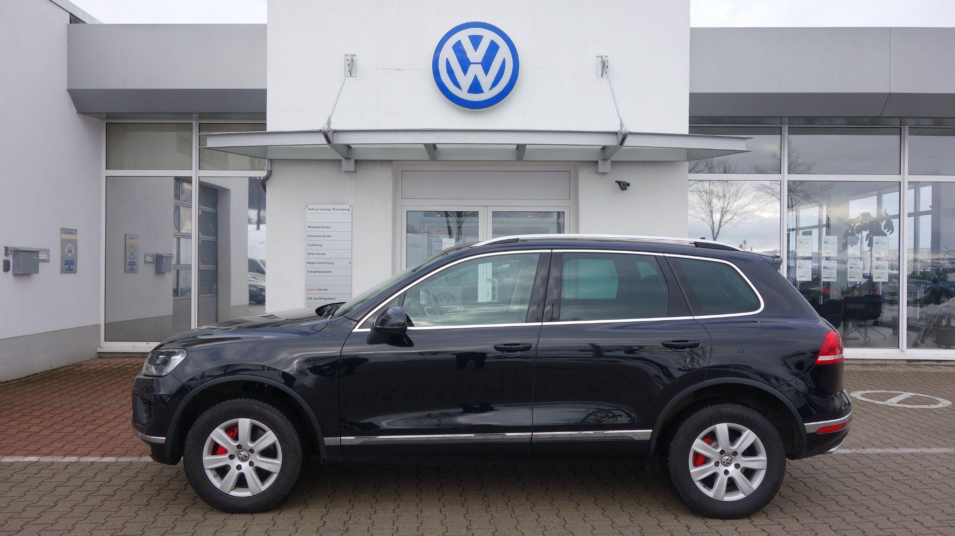 Volkswagen Touareg V6 3.0 TDI 4-Motion, Jahr 2015, Diesel