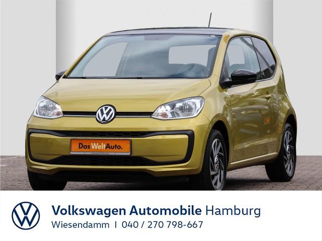 Volkswagen up! 1.0 BMT sound up!, Jahr 2017, Benzin