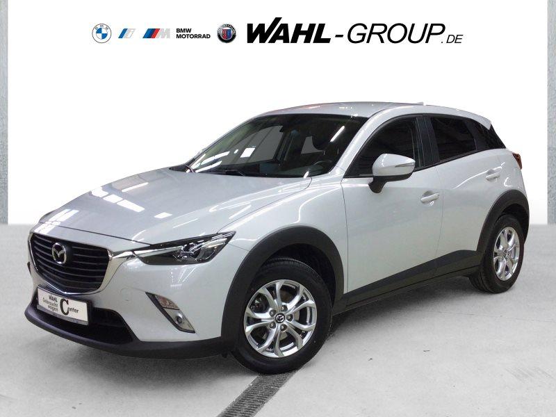 Mazda CX-3 2.0 SKYACTIV-G 120 Exclusive-Line Navi AHK, Jahr 2016, Benzin
