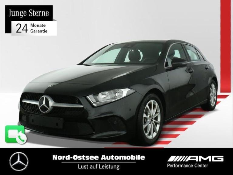 Mercedes-Benz A 160 Progressvie Navi Sitzheizung Parktronic, Jahr 2020, Benzin