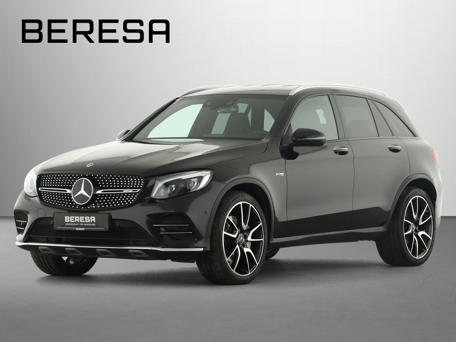 Mercedes-Benz GLC 43 AMG 4M Designo Carbon Perf. Sitze, Jahr 2018, Benzin