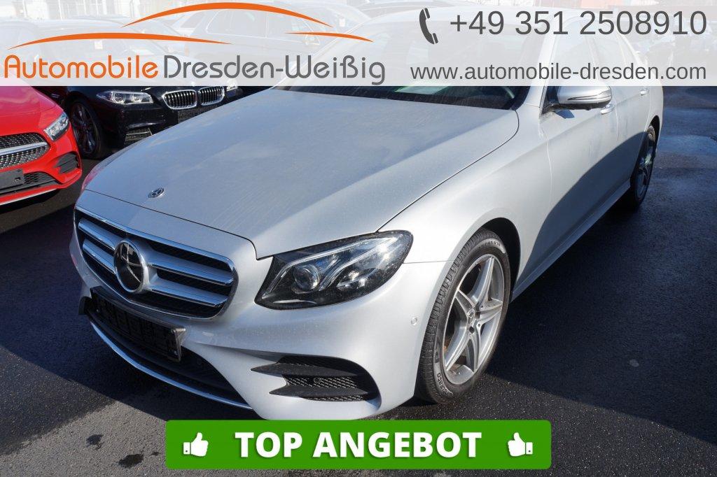 Mercedes-Benz E 300 2x AMG*Comand*Widescreen*Distronic*, Jahr 2020, Benzin
