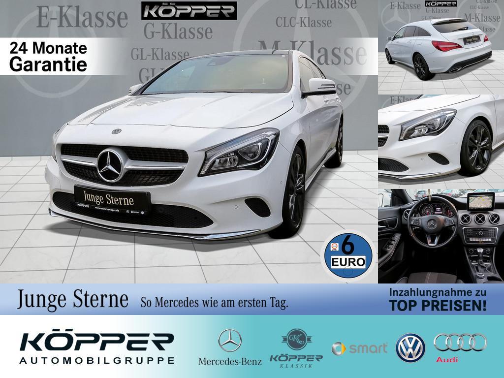 Mercedes-Benz CLA 180 Shooting Brake d URBAN Navi Panoramad., Jahr 2018, Diesel