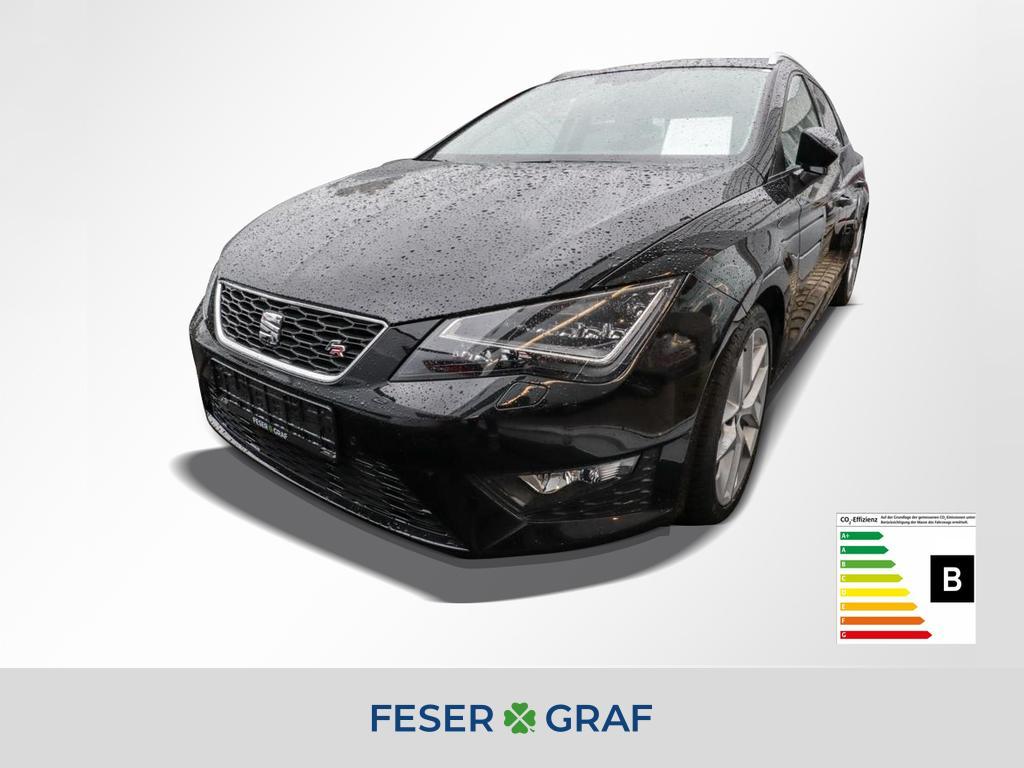 Seat Leon ST FR 1.4TSI 92kW LED Navi SEATSoundSystem, Jahr 2015, Benzin
