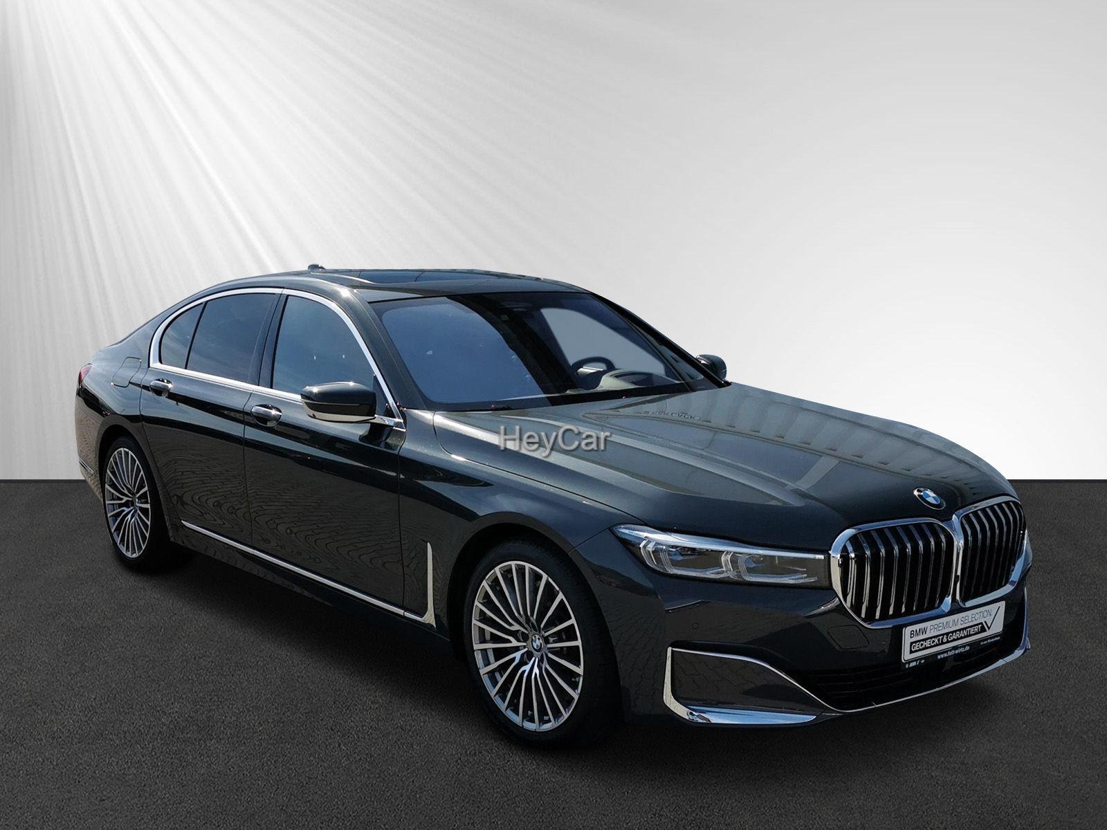BMW 745e TV+ DAProf. 20'' Leas.ab 944,- br.o.Anz., Jahr 2019, Hybrid