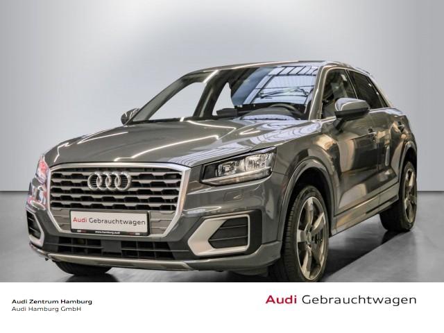 Audi Q2 1.0 TFSI sport ultra 6-Gang ALU SHZ, Jahr 2017, Benzin