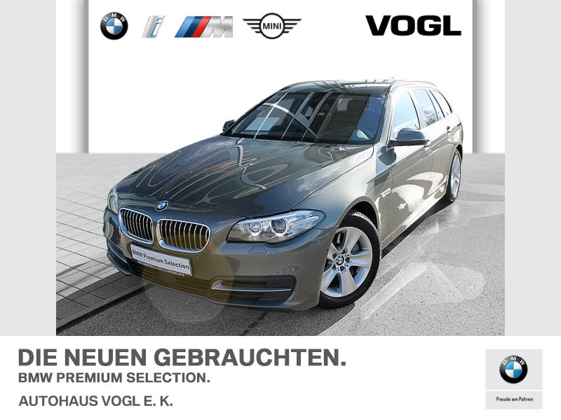 BMW 530d xDrive Touring Head-Up HiFi Xenon RFK AHK, Jahr 2014, Diesel