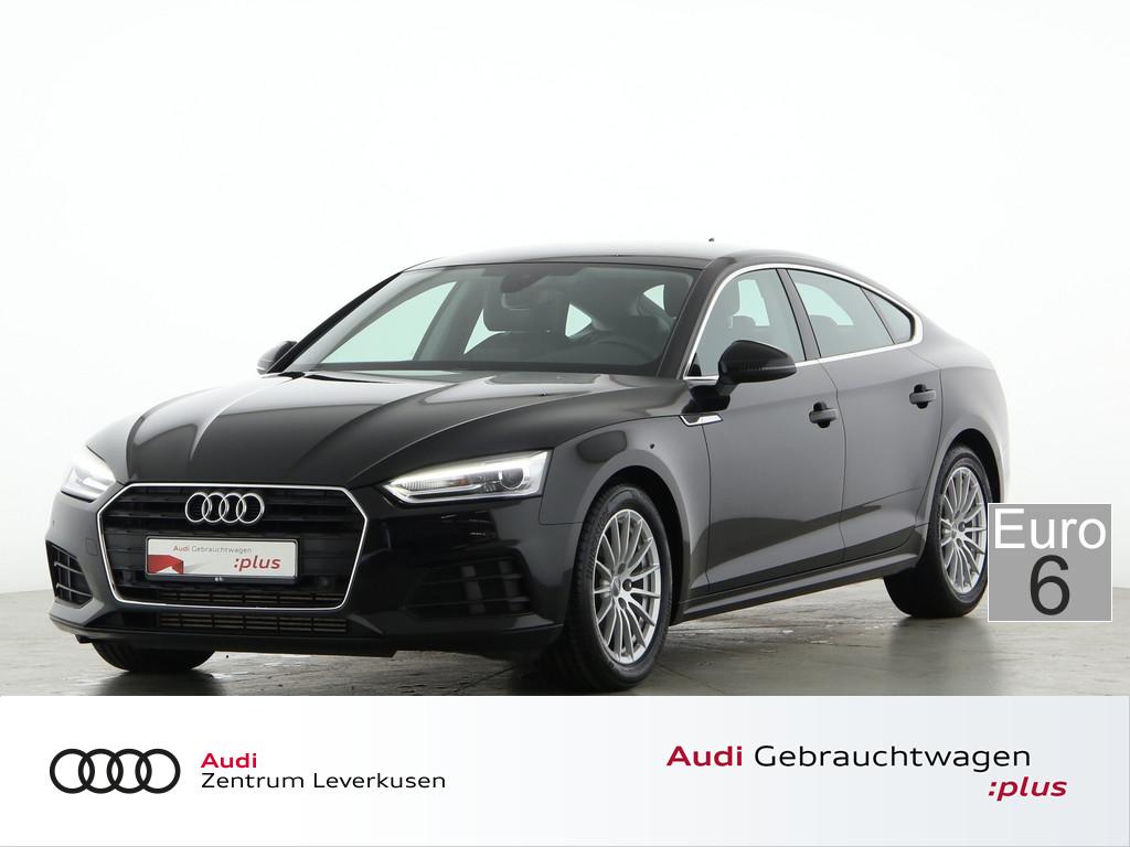Audi A5 Sportback 2.0 TFSI, Jahr 2018, Benzin