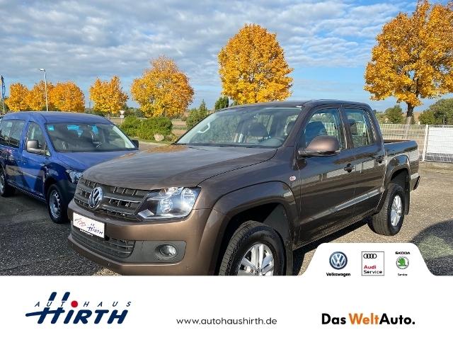 Volkswagen Amarok Trendline 2.0 TDI Allrad KLIMA ALU, Jahr 2016, Diesel