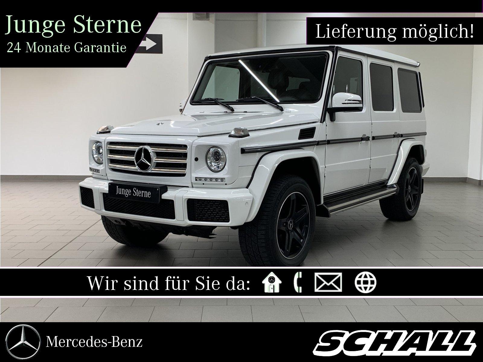 "Mercedes-Benz G 350 d SPORT PAKET+19""AMG+COMAND+RÜCKFAHRKAMERA, Jahr 2017, diesel"