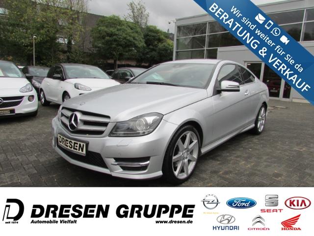 Mercedes-Benz C 250 Coupe/Navi/PDCv+h/Klimaauto./Sitzheizung/Xenon, Jahr 2012, Benzin
