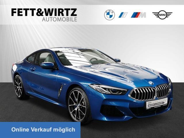 BMW 840i xDrive Coupe M-Sport Leas. ab 789,- br.o.Az, Jahr 2020, Benzin