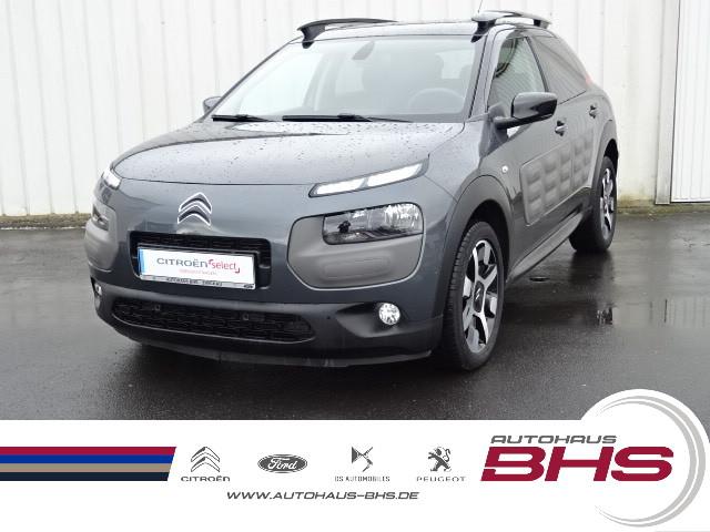 Citroën C4 Cactus 1.2 PureTech 110 Shine Edition, Jahr 2015, Benzin