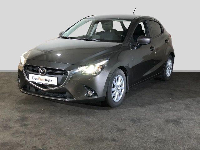 Mazda 2 EXCLUSIVE-LINE 1.5 NAVI KAMERA, Jahr 2016, Benzin