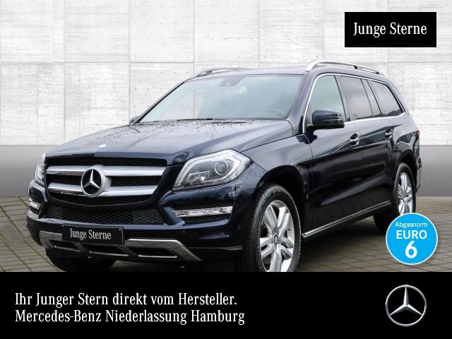 Mercedes-Benz GL 350 4M BT 360° Airmat COMAND SHD ILS EDW Sitzh, Jahr 2015, Diesel