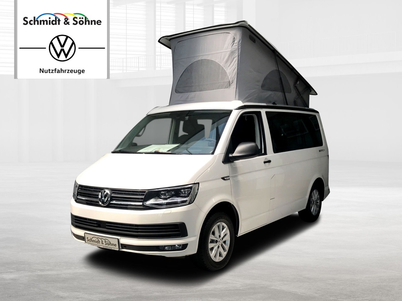 Volkswagen California Beach Aufstelldach 2,0 l TDI BMT DSG, Jahr 2020, Diesel