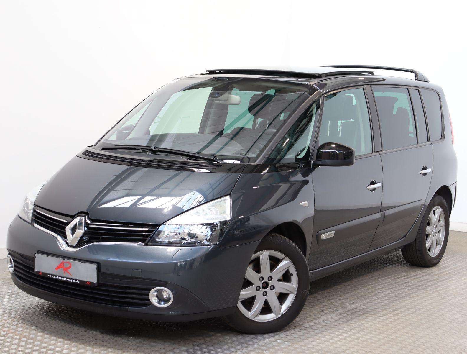 Renault Espace 2.0 dCi 175 EDITION 25TH 6 SITZE,2xFONDTV, Jahr 2013, Diesel
