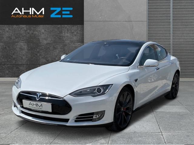 Tesla Model S P85D *AP1 *Winter & Premium-P. VOLL!!!, Jahr 2015, Elektro
