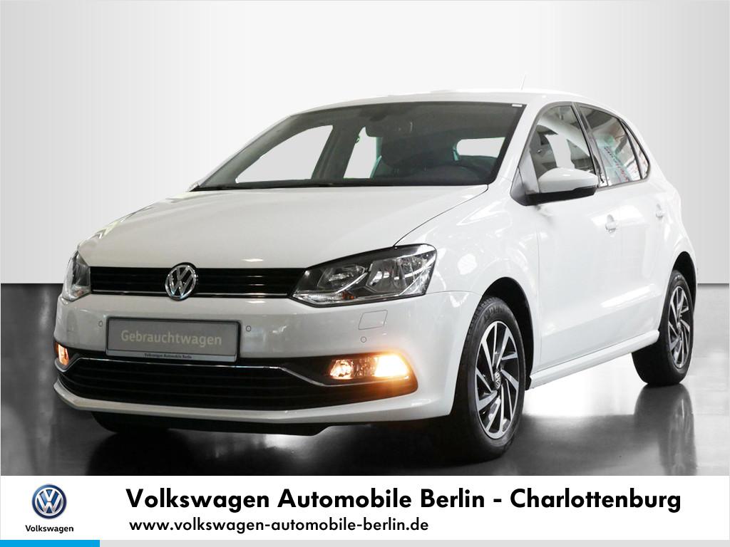 Volkswagen Polo 1.0 Sound, Jahr 2017, Benzin