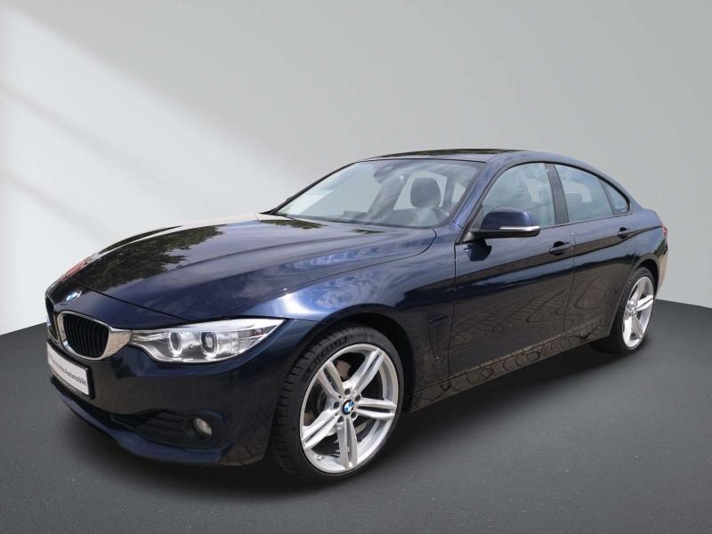 BMW 430d xDrive Gran Coupe Advantage Navi Prof. Aut. Fernlichtassistent Glas-Schiebe-Hebedach, Jahr 2016, Diesel
