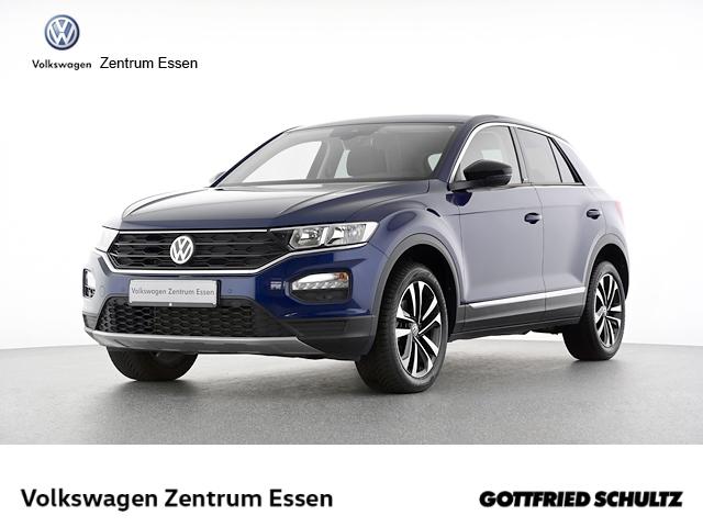 Volkswagen T-Roc UNITED 1 0 TSI Navi SHZ DAB 17 PDC, Jahr 2020, Benzin