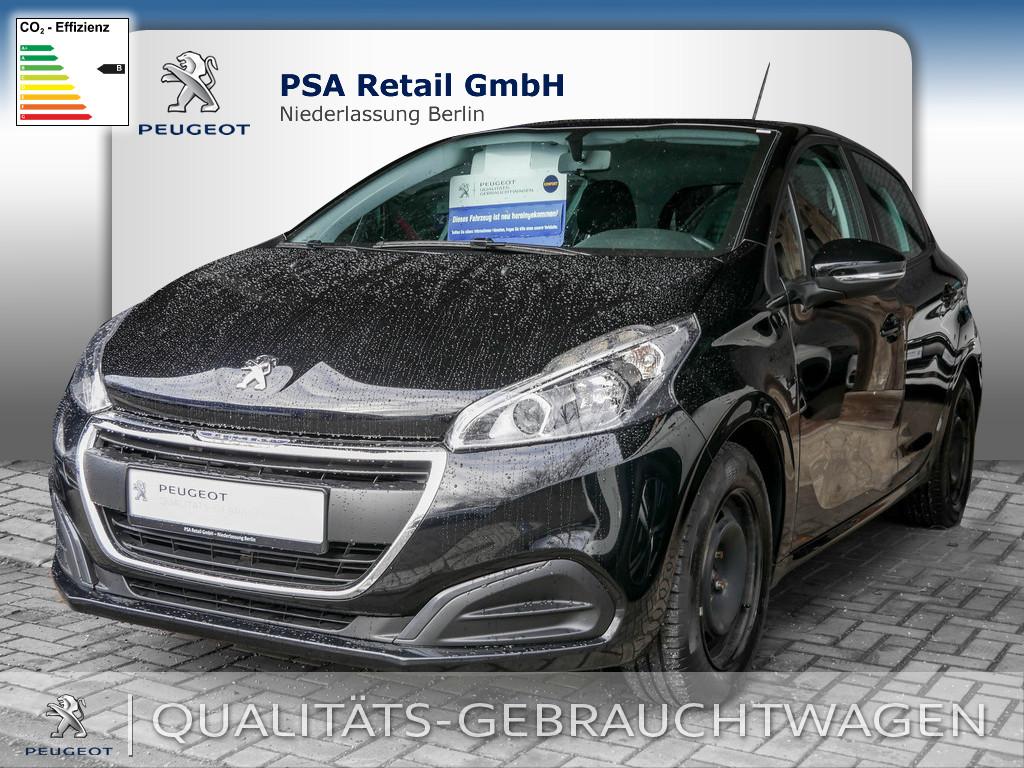 Peugeot 208 1.2 PureTech 82 Active, Jahr 2016, Benzin