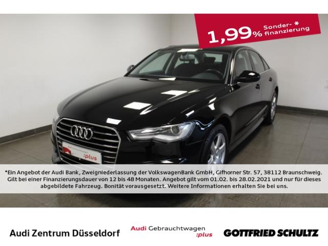 Audi A6 Limousine 2.0 TDI ultra S tronic 140(190) KW(PS, Jahr 2017, Diesel