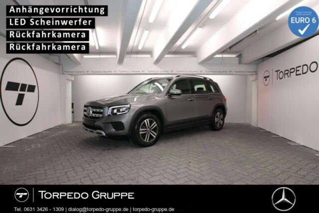 Mercedes-Benz GLB 180 d STYLE LED+AHK+KAMERA+PTS+SHZ+KLIMA+EAS, Jahr 2020, Diesel